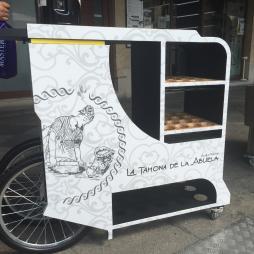 LA TAHONA DE LA ABUELA, CARRO