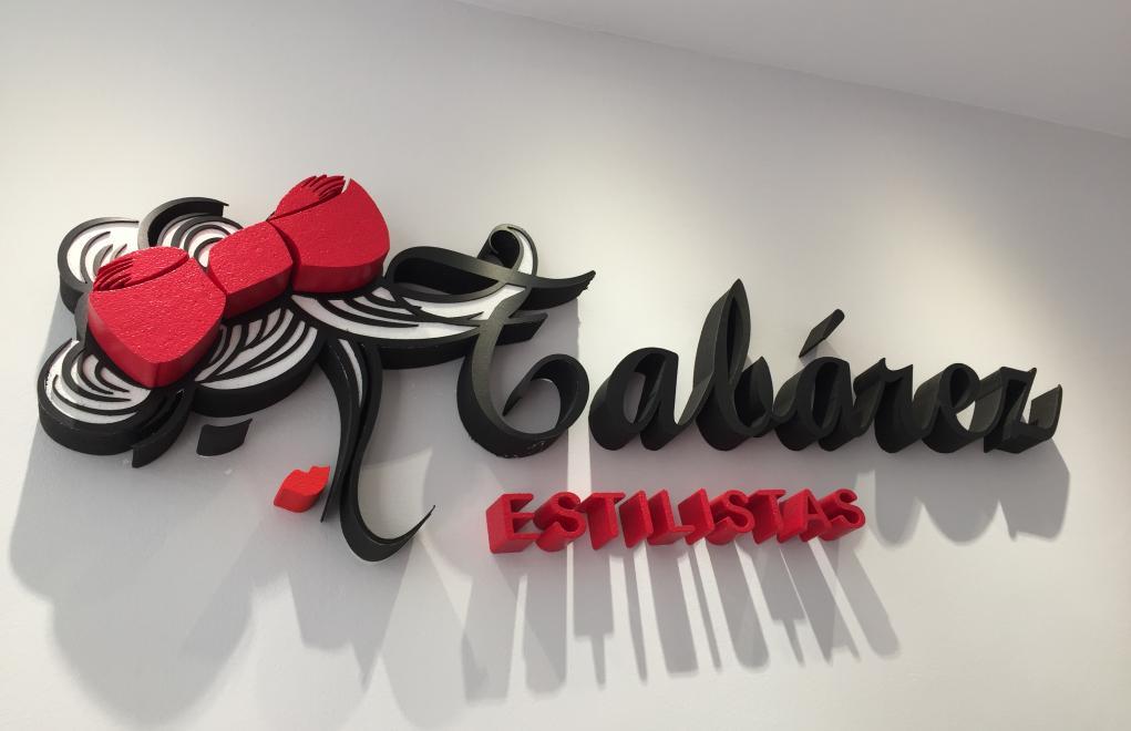 TABÁREZ PELUQUERÍA, POLIEXPAN