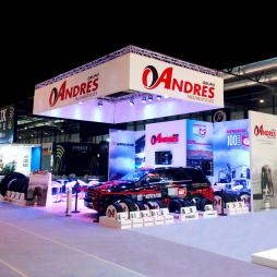 NEUMATICOS ANDRES, STAND