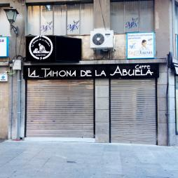 LA TAHONA DE LA ABUELA, PRIOR