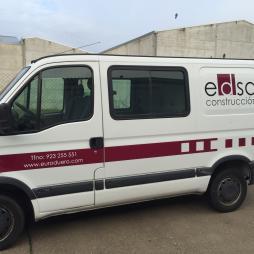 EDSA CONTRUCCION, RENAULT MASTER