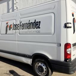 JOSE FERNANDEZ CONSTRUCCIONES REFORMAS