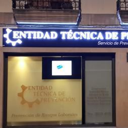 ENTIDAD TECNICA DE PREVENCION