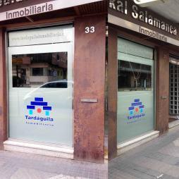 TARDAGUILA INMOBILIARIA, STAND TV