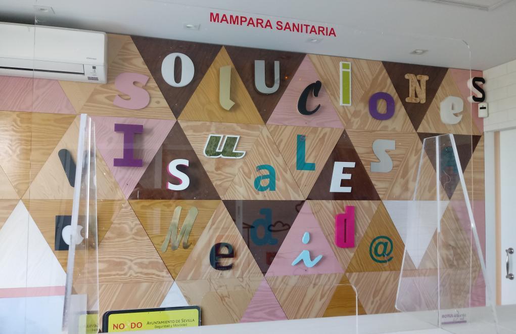 MAMPARA SANITARIA