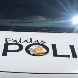 FURGONETA PATATAS POLI
