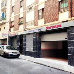 COFORSA CONSTRUCCIONES, ROTULO