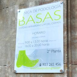 CLINICA DE PODOLOGIA BASAS