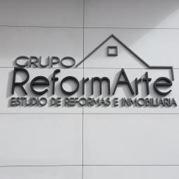 REFORMARTE (Letras PVC)