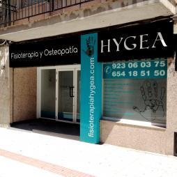 FISIOTERAPIA HYGEA