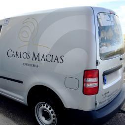CARNICERIA CARLOS MACIAS, CADDY