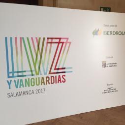 LUCES Y VANGUARDIAS SALAMANCA