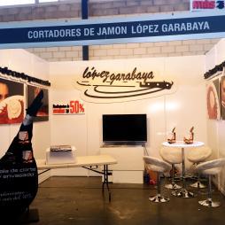 LOPEZ GARABAYA CORTADORES DE JAMON, Stand